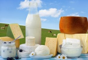 California Dairy Production